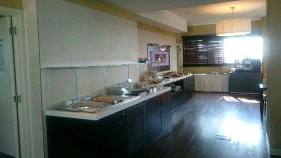 NH Padova: Café da manhã