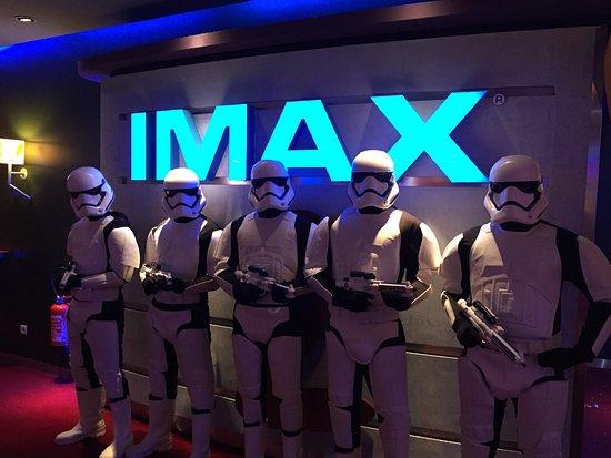 Ivry-sur-Seine, Frankrijk: IMAX