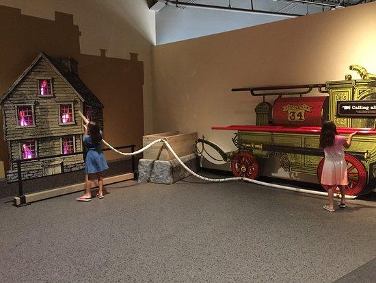 Greenbush, WI: Kids fighting fires as volunteers