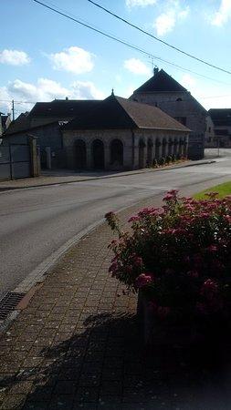 Gray, França: Vilage