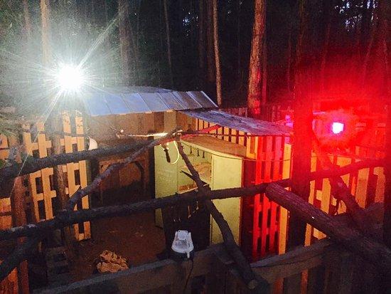 Powder Springs, جورجيا: The Dig at Night