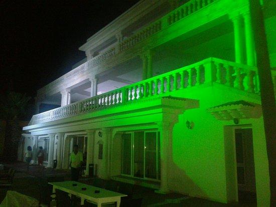 El Hana Palace Caruso Hotel: La villa du célèbre magnat Ali Mhenni,géant du Bâtiment des années 60 et 70