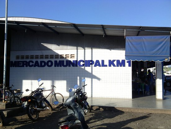 Mercado do Km 1