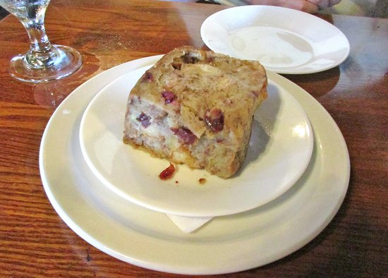 Calera, AL: Bread pudding