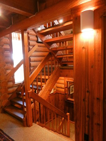 Darby, MT: Beautiful details in the lodge