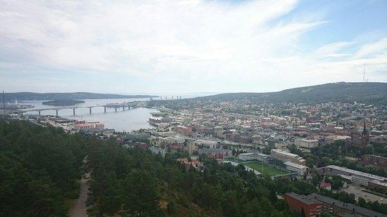 Sundsvall, Suecia: Norra Berget