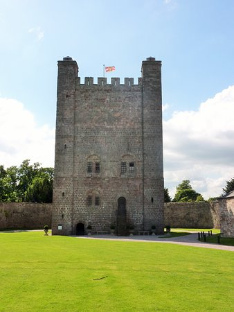 Appleby-in-Westmorland, UK: Appleby Castle