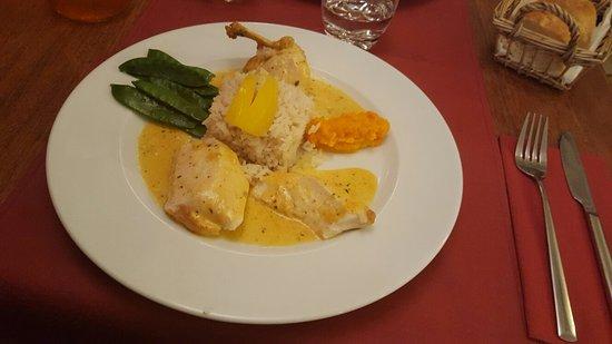 Prades, Francia: Restaurant la Meridienne
