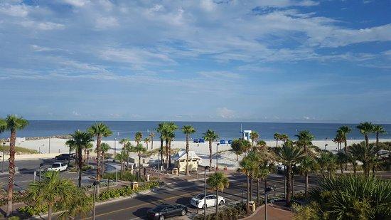 Magnuson Hotel Clearwater Beach: 20160714_081536_large.jpg