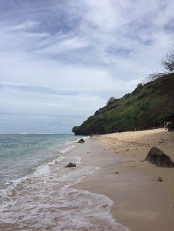 Pantai Gunung Payung: All to yourself!