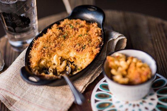 Johnson City, TN: Baked Mac-n-Cheese