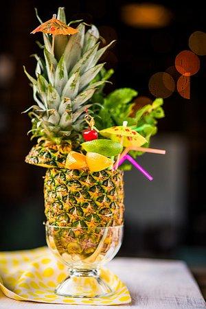 Johnson City, TN: Pineapple 'Tiki-Bomb' For Two