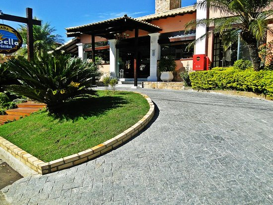 Pousada Marbella: Entrada