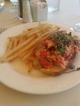 West Point, Nova York: Lobster Roll