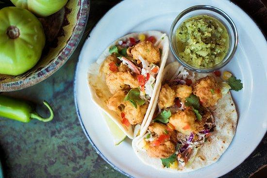 Johnson City, TN: Southern Seafood Tacos