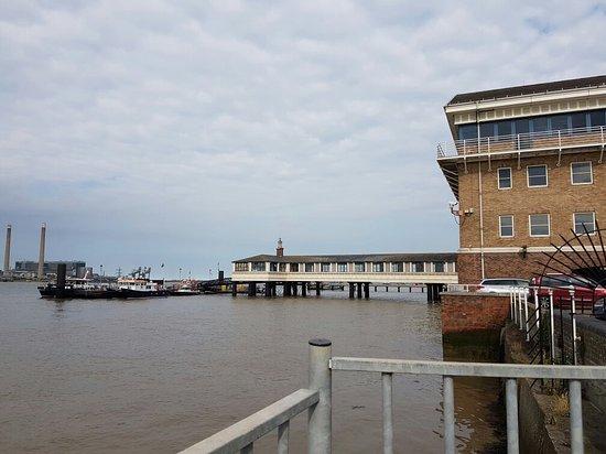 Gravesend, UK: The Clarendon Royal Hotel