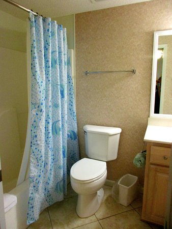 Phoenix Condominiums: Bathroom in 1105