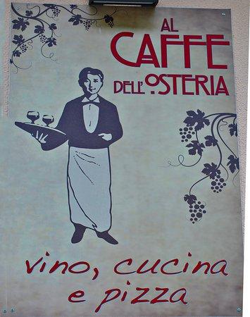Pella, İtalya: al Caffè dell'Osteria