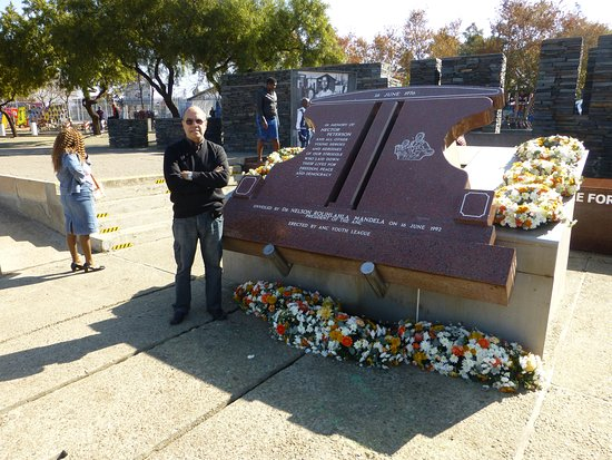 Hector Pieterson Memorial - Soweto, South Africa