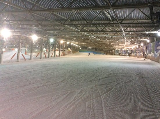 Landgraaf, Paesi Bassi: Ski slope