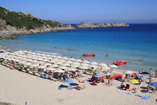 Grand Hotel Corallaro : Spiaggia Rena bianca