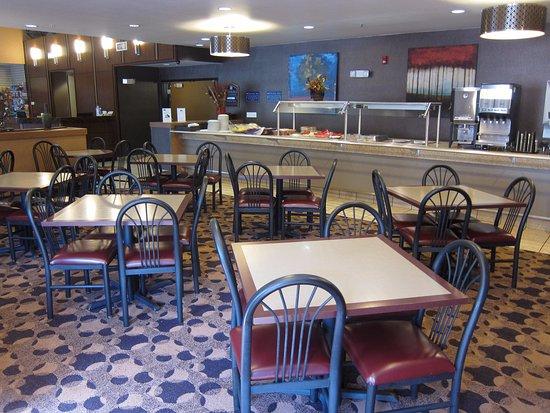 Murray, UT: Dining area