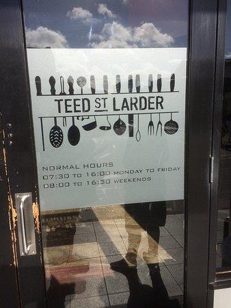 Teed Street Larder : photo0.jpg