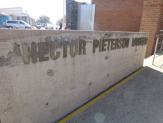 Museu Hector Pieterson - Soweto, South Africa
