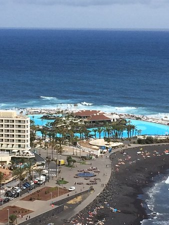 Blue Sea Interpalace Hotel Puerto De La Cruz Tenerife Spain