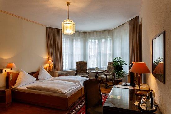 Halberstadt, Almanya: Hotelzimmer