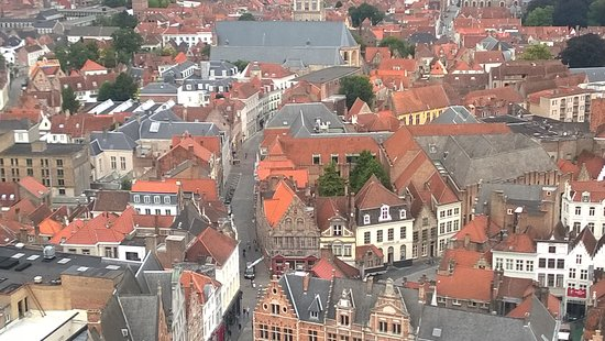 Ypres, Bélgica: View from the top