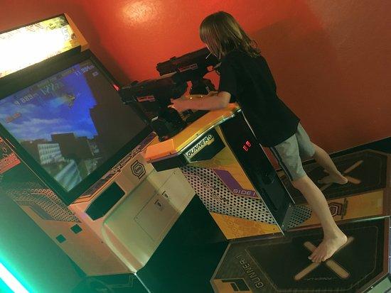 Stateline, NV: Kids' arcade