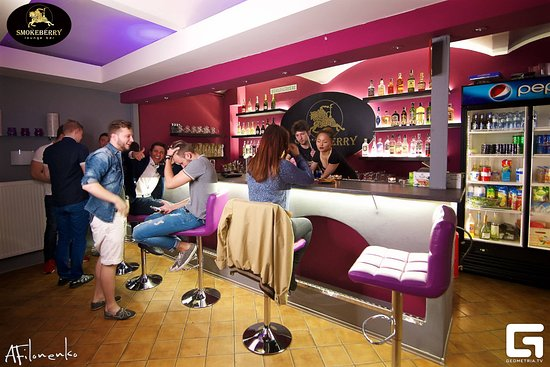 Smokeberry Shisha Lounge Bar