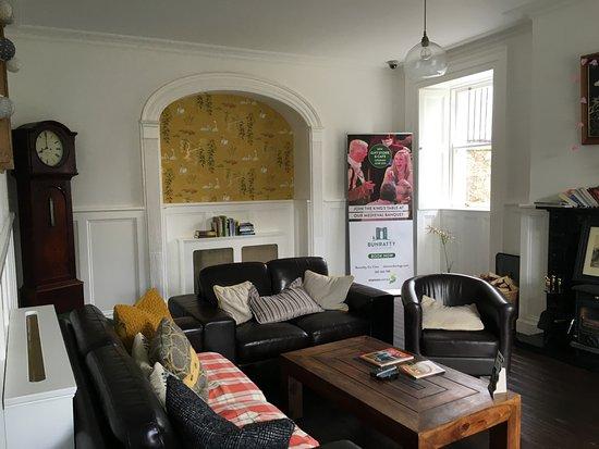 Ennis, Irlanda: lounge