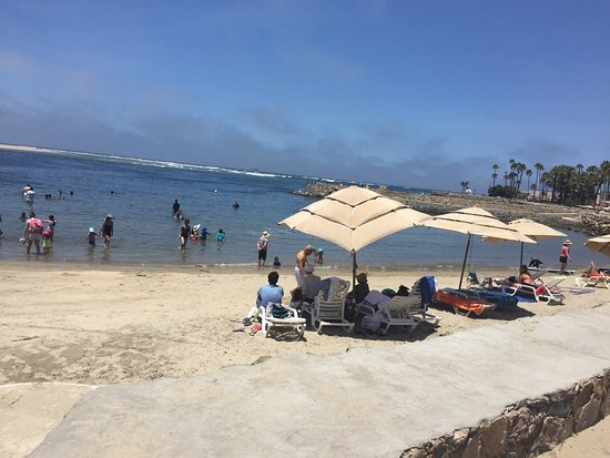 la playa es miniatura picture of estero beach hotel. Black Bedroom Furniture Sets. Home Design Ideas