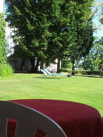 La Chapelle-Saint-Mesmin, فرنسا: Очень красивое место