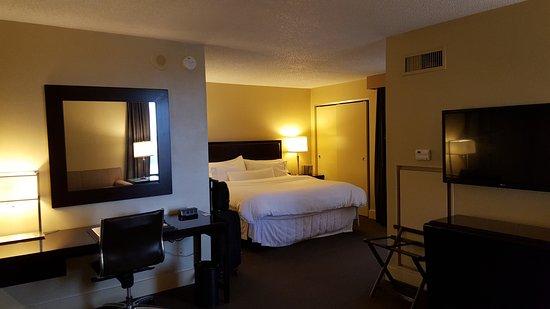 Ίρβινγκ, Τέξας: Executive Corner Suite 1202