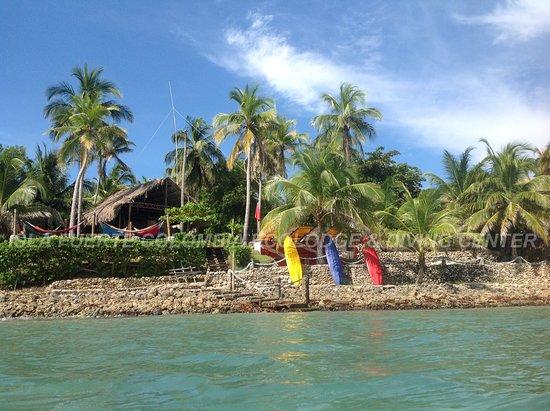Isla Fuerte Ecolodge & Diving center: Una isla en el Caribe que usted no sabe que !Existe!