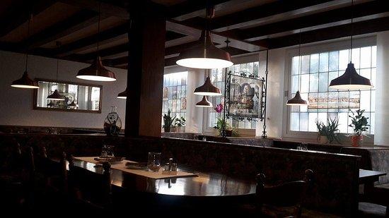 Ginsheim-Gustavsburg, Alemanha: Restaurant