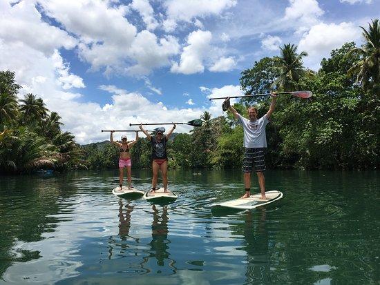 Loboc, Filippijnen: SUP