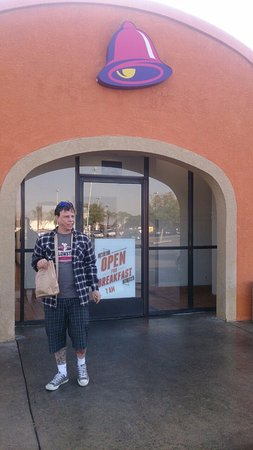 Pico Rivera, Californie : Taco Bell
