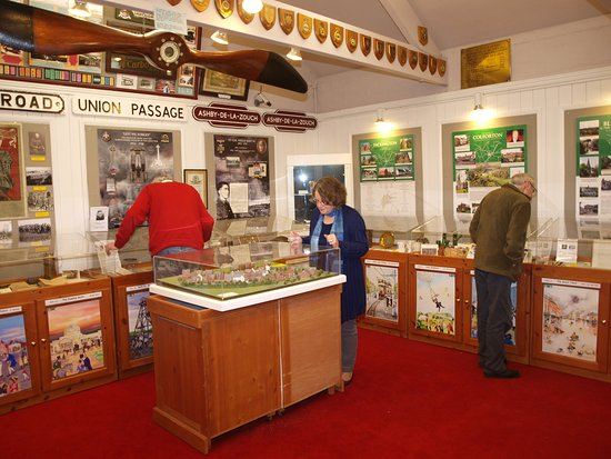 Ashby de la Zouch, UK: Museum galleries
