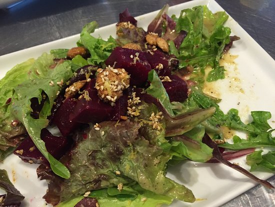 Egg Harbor, WI: Beet Salad