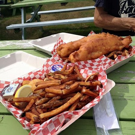 Ellerslie, Canadá: look at those fries!!!
