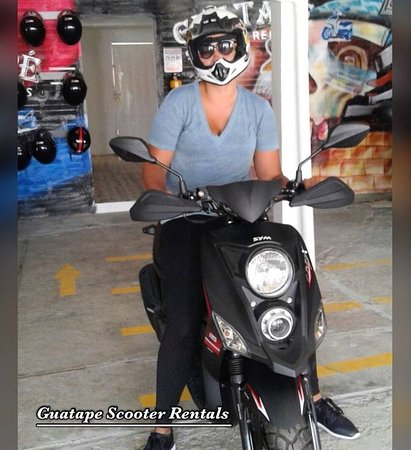 Guatape Scooter Rentals