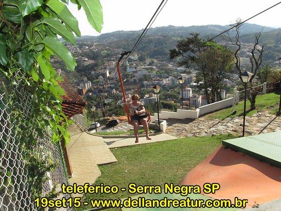 Serra Negra: Teleferico Serra Negra