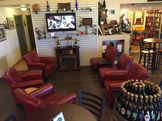 Deming, Nuevo Mexico: Sitting area