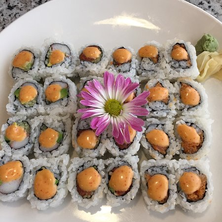 Lincoln City, Oregón: Sushi Hunter