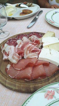 Orsenigo, Itália: Belle surprise.