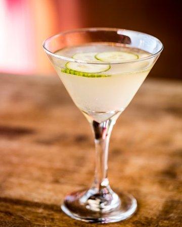 Oakville, Canadá: Cucumber Martini
